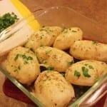 Butter Baked Potatoes