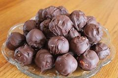 Crispy Peanut Butter Balls