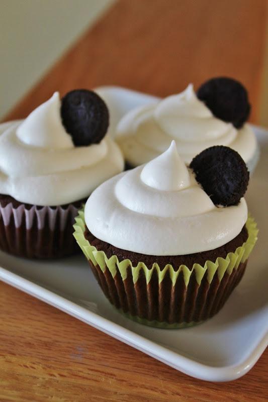 Chocolate Cake Marshmallow Frosting Recipe