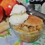 Snickerdoodle Apple Crisp