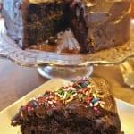 Hersheys Perfect Chocolate Cake