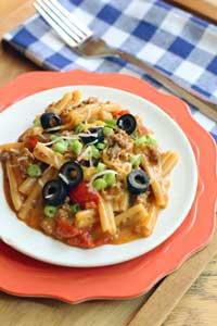 Cinco de Mayo Recipes - Enchilada Casserole