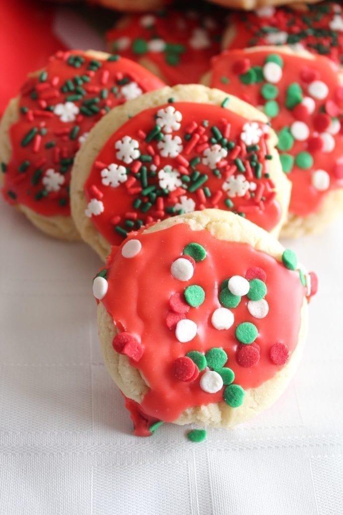 12 Days of Christmas Cookies!