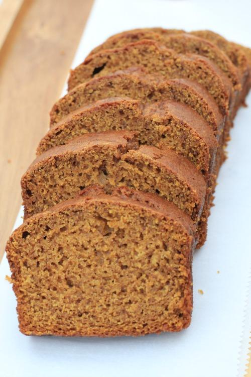 Best Ever Pumpkin Bread