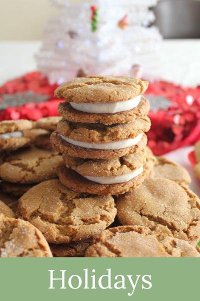 Joyful Momma's Kitchen - Holiday Recipes